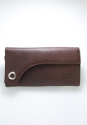 '12 Flap Sign Long Wallet